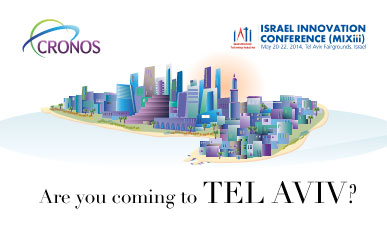 Israel Innovation Conference cronos group